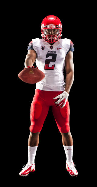differently b047d 65607 Arizona Wildcats football: Cats reveal new uniforms | Latest ...