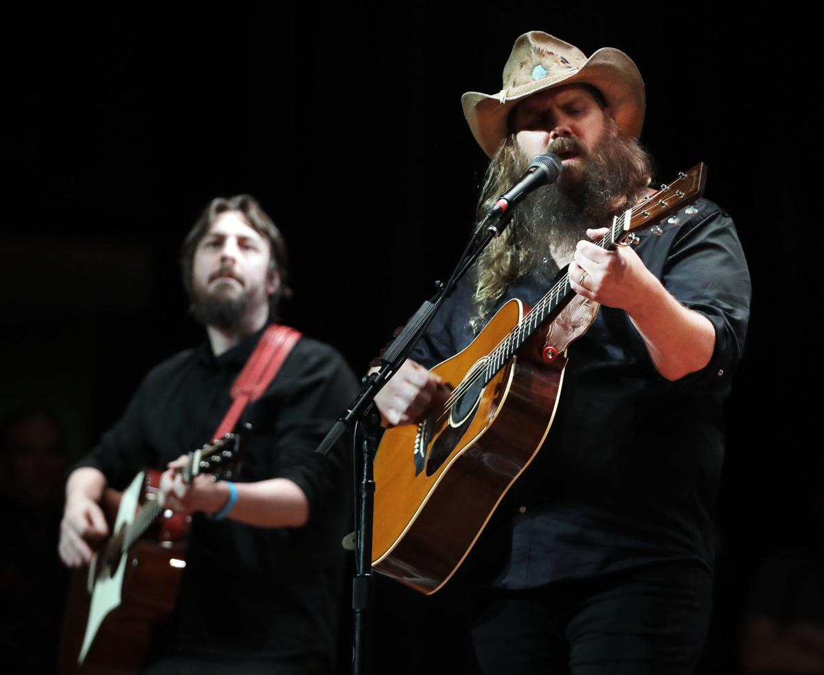 Chris Stapleton Arizona S Dierks Bentley Headlining 2019