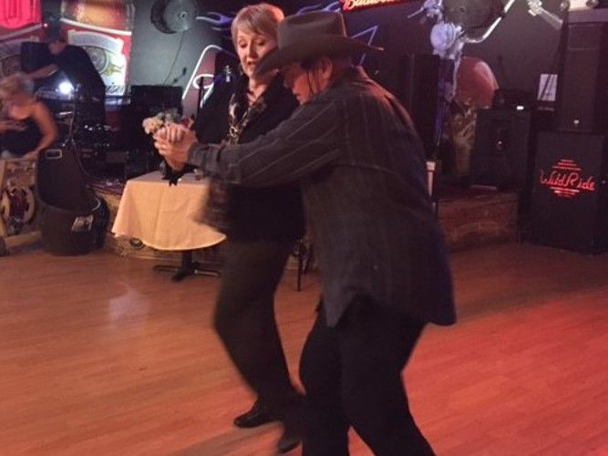 Country Dance Lessons: The Outlaw Saloon