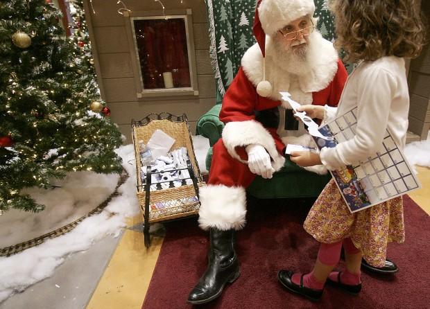 Santa may tighten his belt during recession