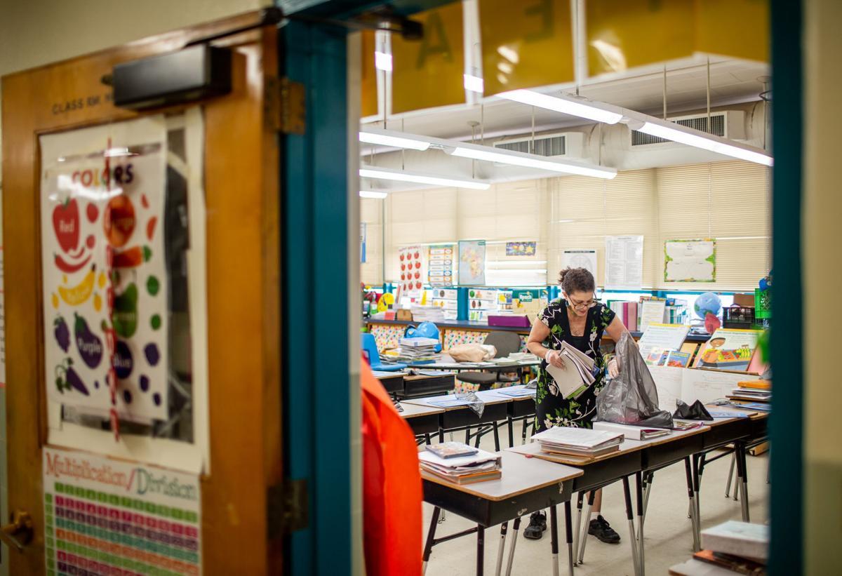 Salón de clases (LE)