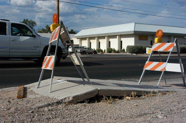 Taxpayer Watch: City code: Sidewalk fix is landowner's
