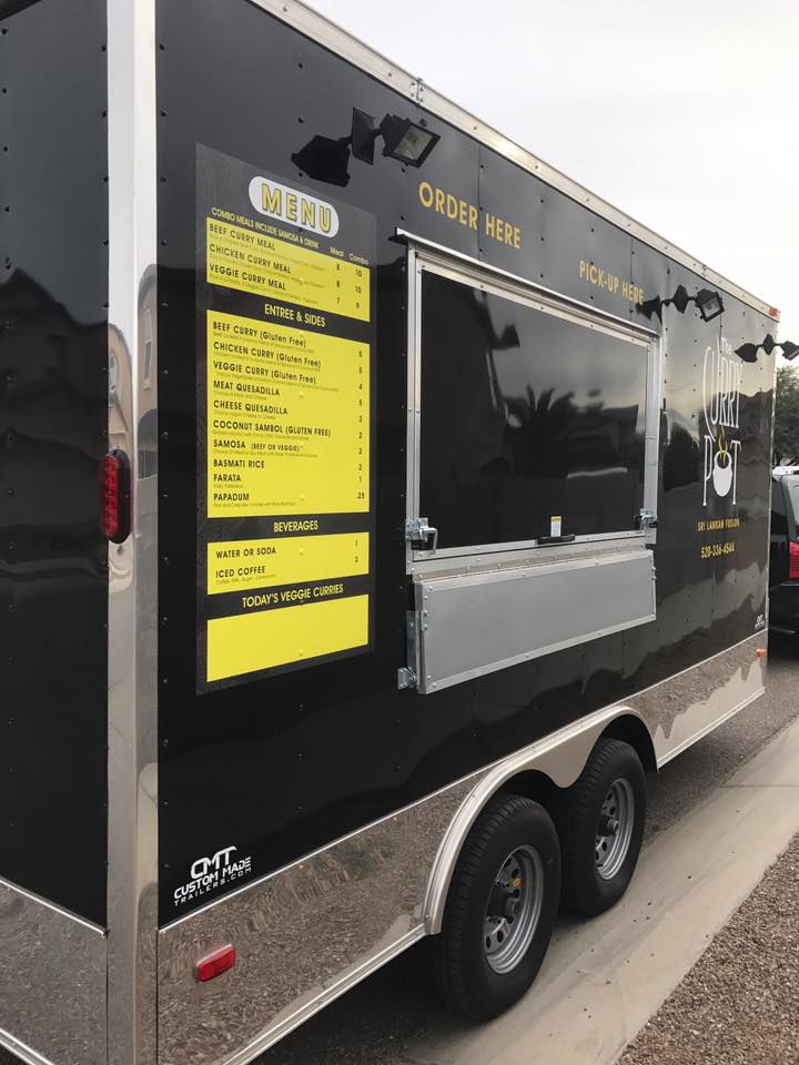 New food truck to offer Sri Lankan cuisine