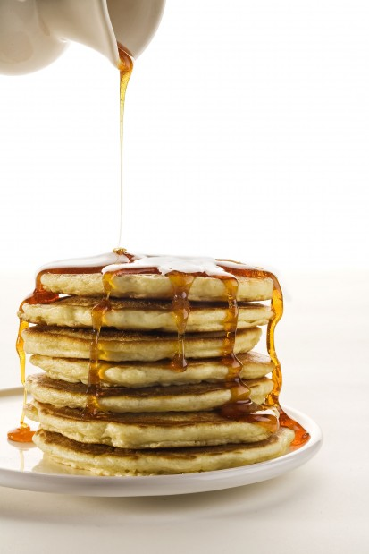 All-you-can-eat flapjacks