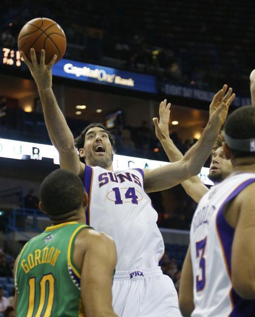 NBA Roundup: Hornets stop Suns, end skid