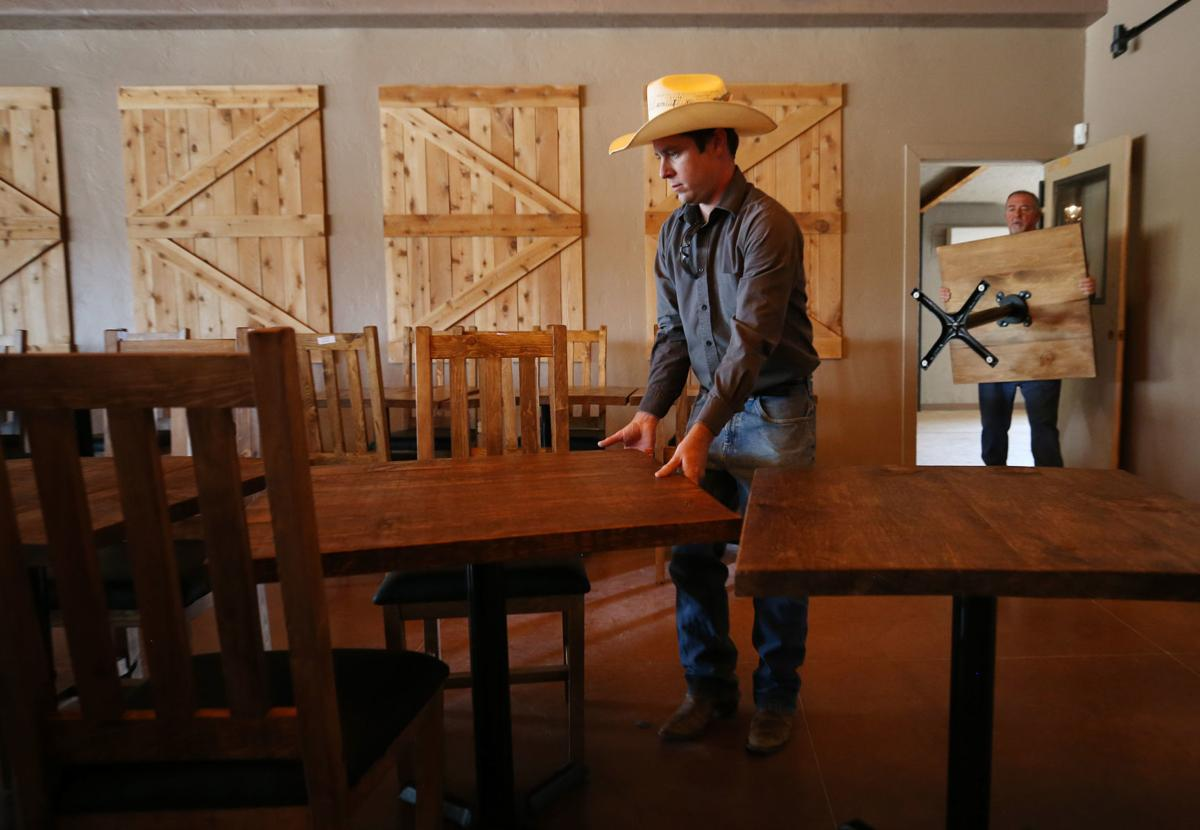 The Longhorn Grill in Amado set to reopen