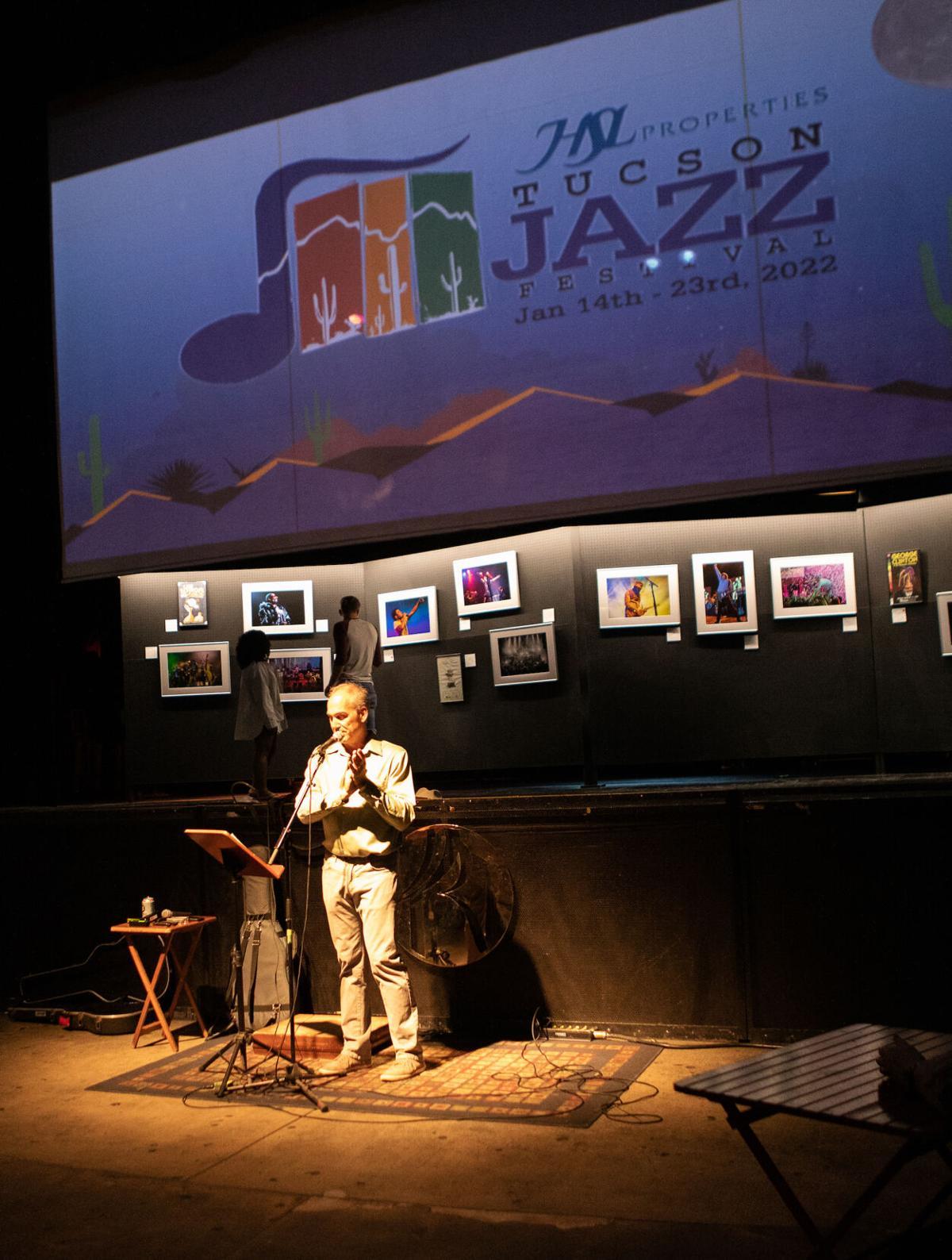 Tucson Jazz Festival is on