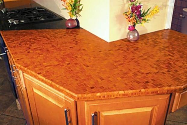 Now you can buy bamboo countertops | Home & Garden | tucson.com