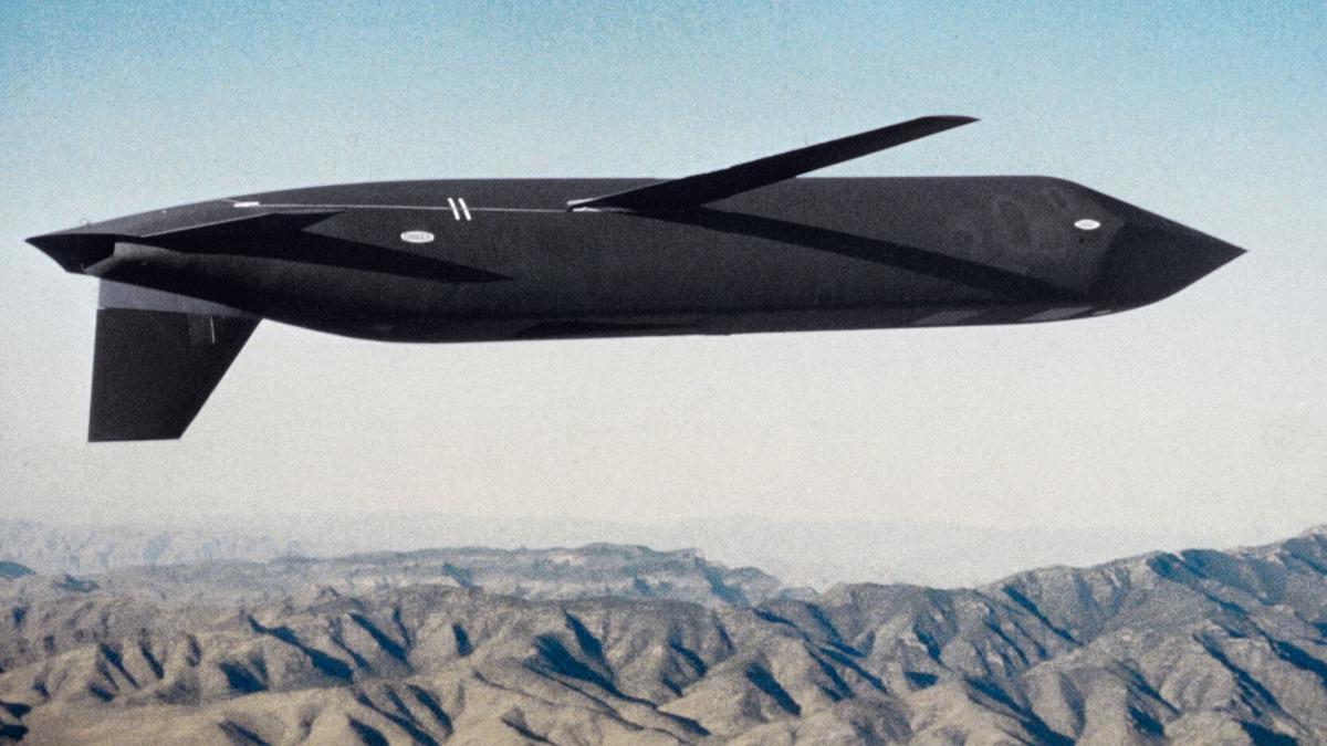 AGM-129 Adanced Cruise Missile