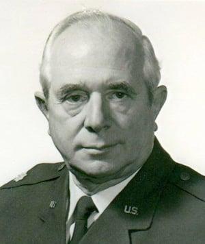 Lt. Col. Sebastian Francis Soklic (USAF-Ret.)