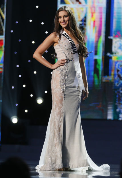 Miss Universe evening gown competition | | tucson.com