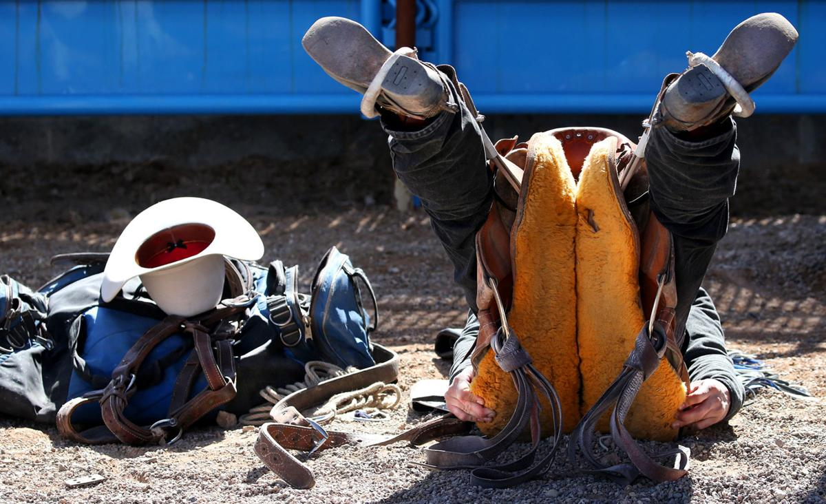 Fiesta de Las Vaqueros Tucson Rodeo