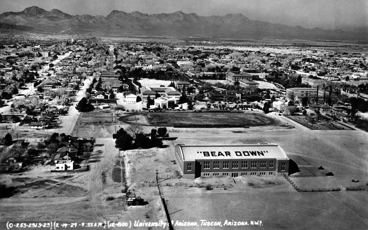 1929 Aerials of Tucson