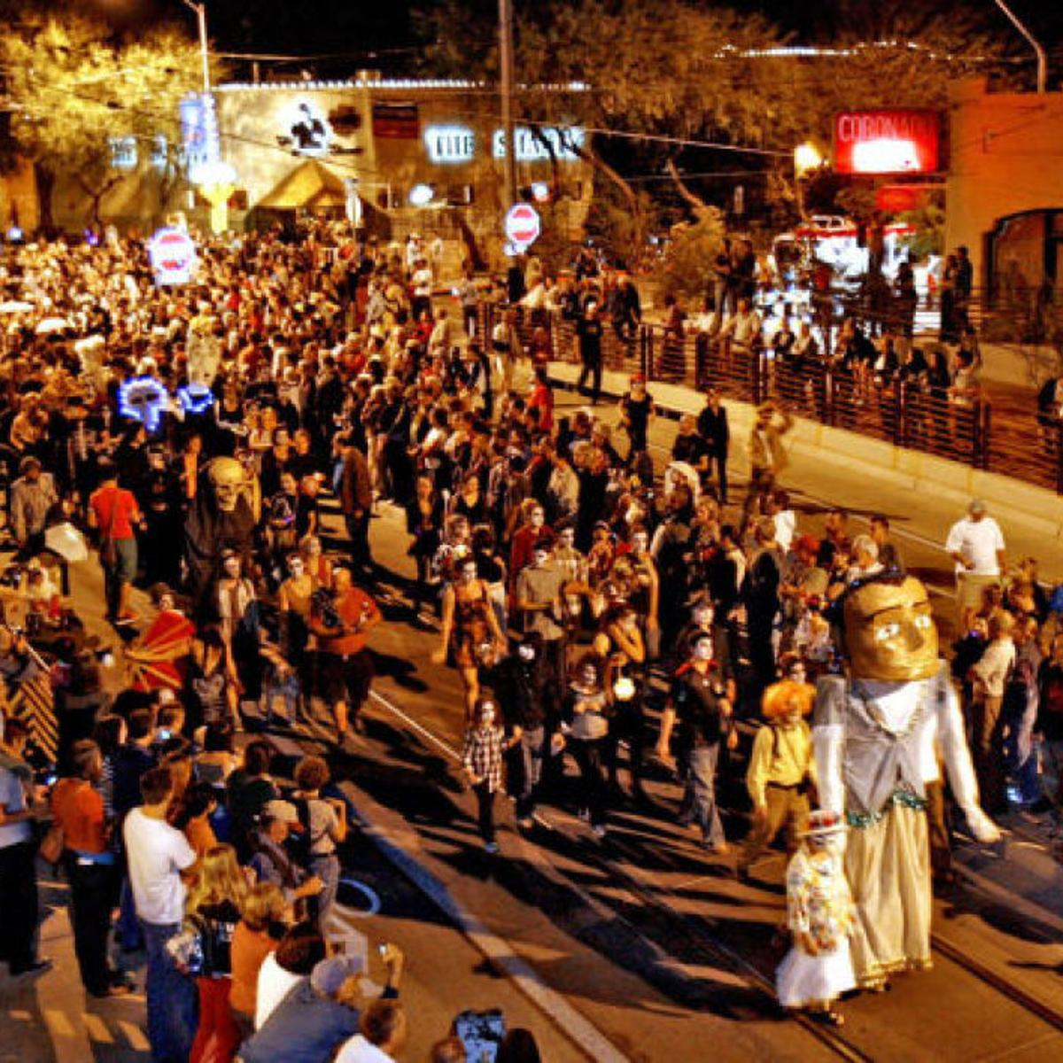 All Souls Procession Is Tonight Events Tucson Com