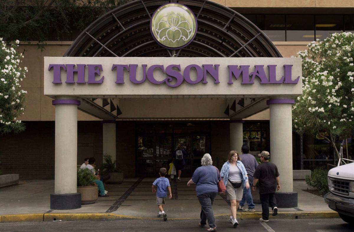 Park Place Mall Food Court Tucson Az