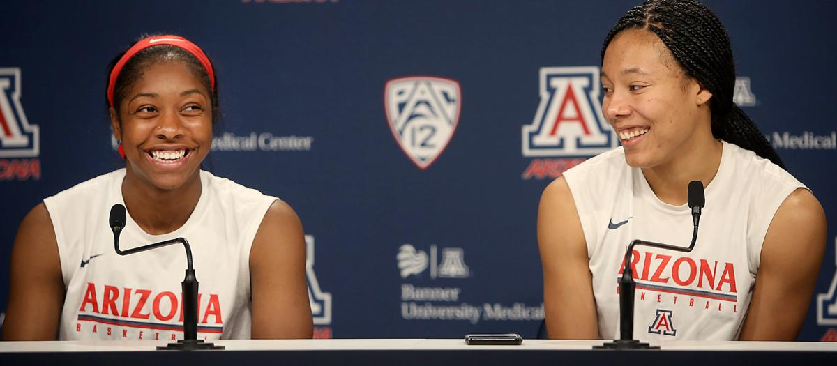 Adia Barnes, Arizona Wildcats happy to be ahead of schedule heading into WNIT