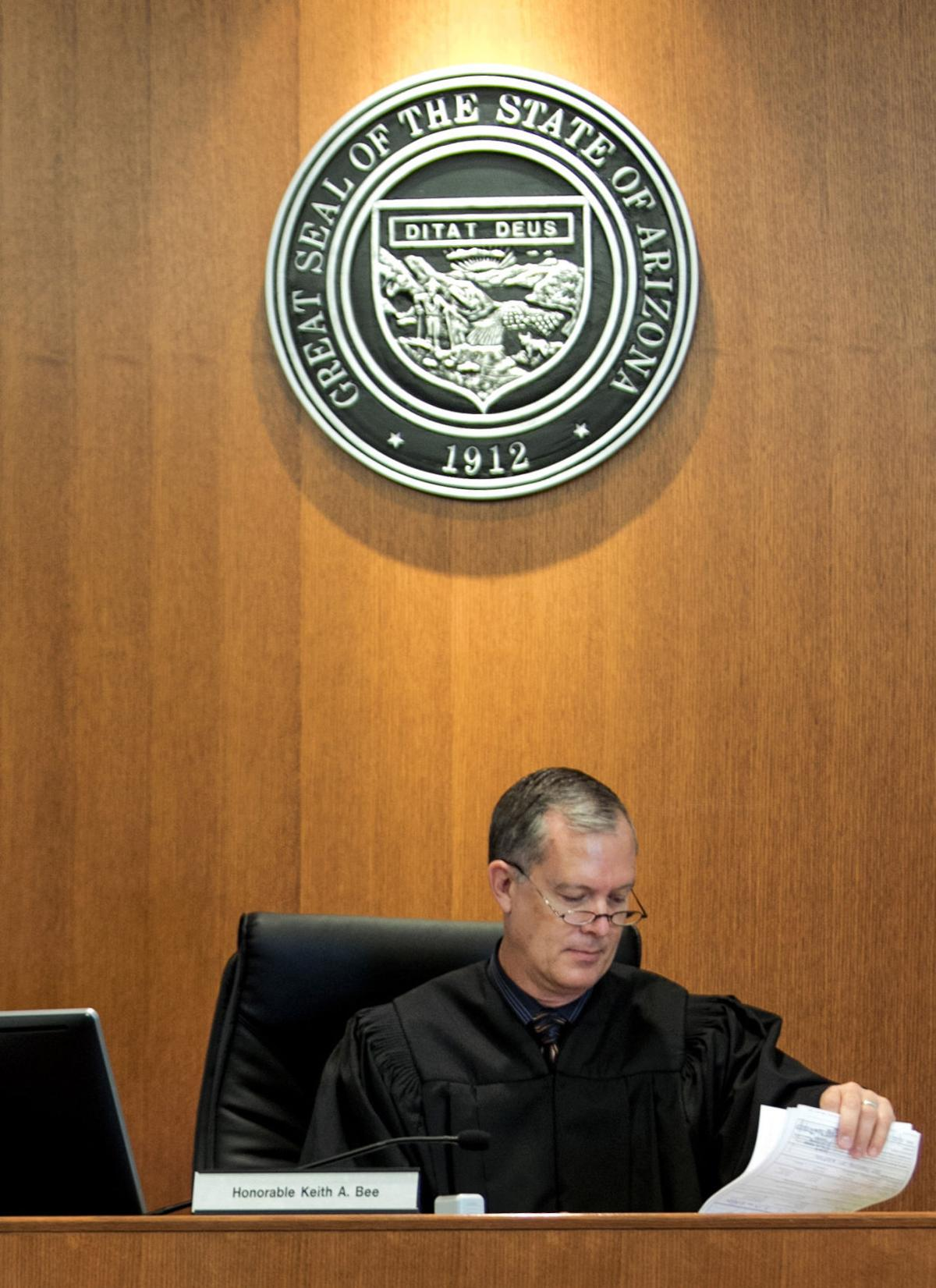 Judge Keith Bee