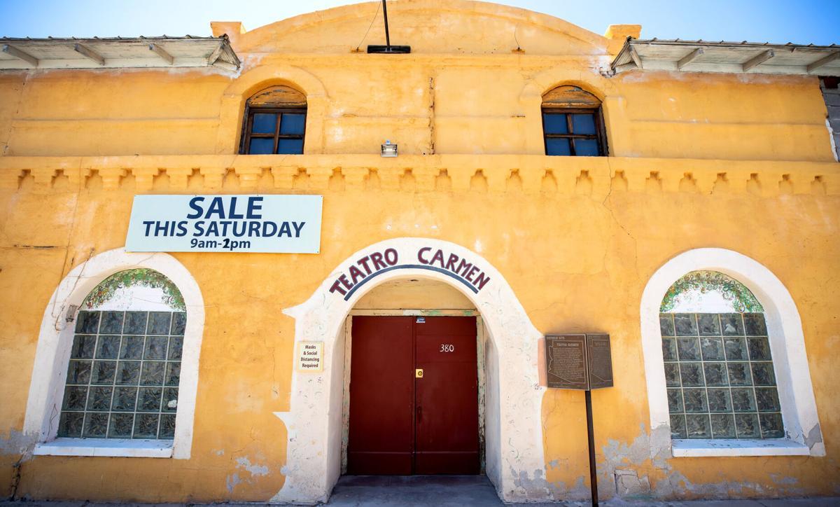 Teatro Carmen Tucson