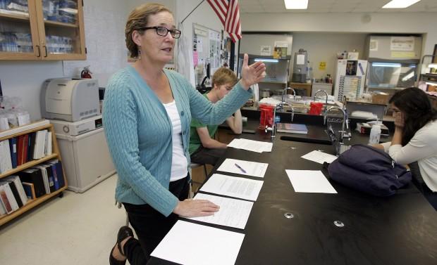 high school science teacher
