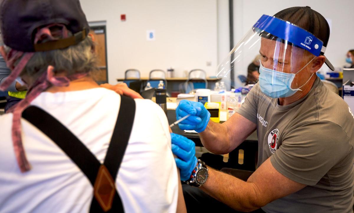 Pima County, vaccinations