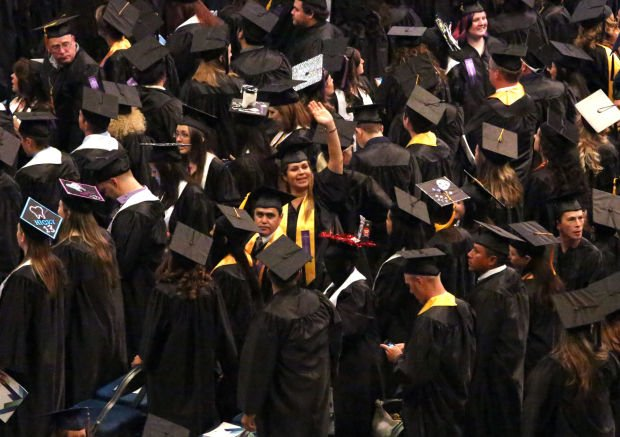 Pima Community College graduation