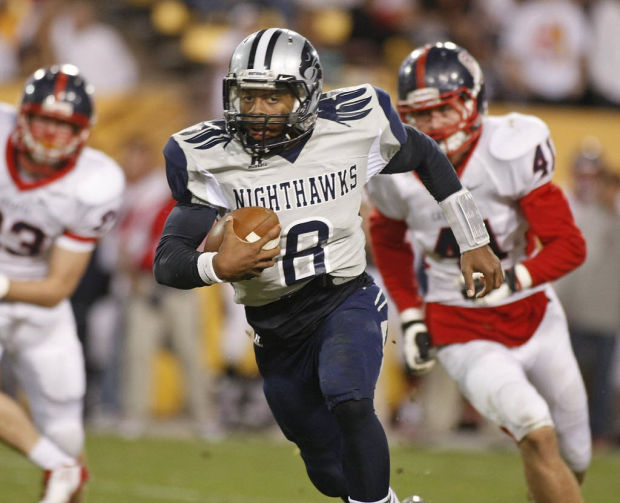 Football: Ex-Nighthawk hopes to also soar as Falcon