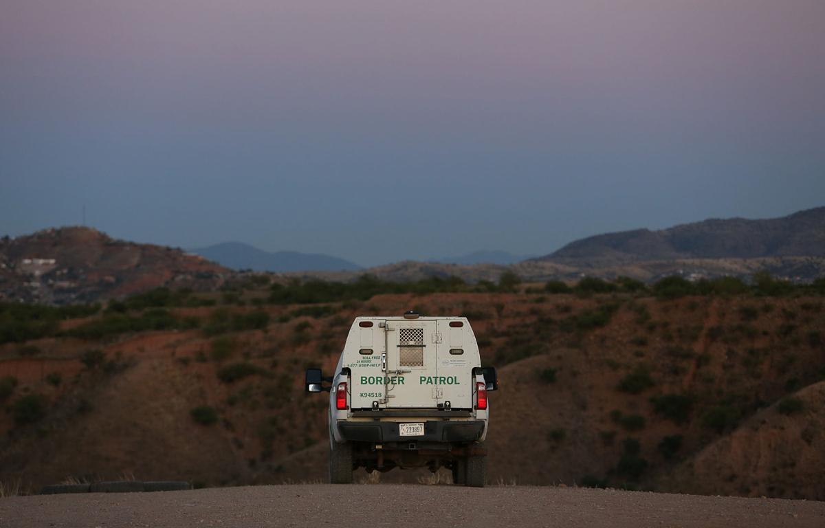 Border Patrol vehicle (LE)
