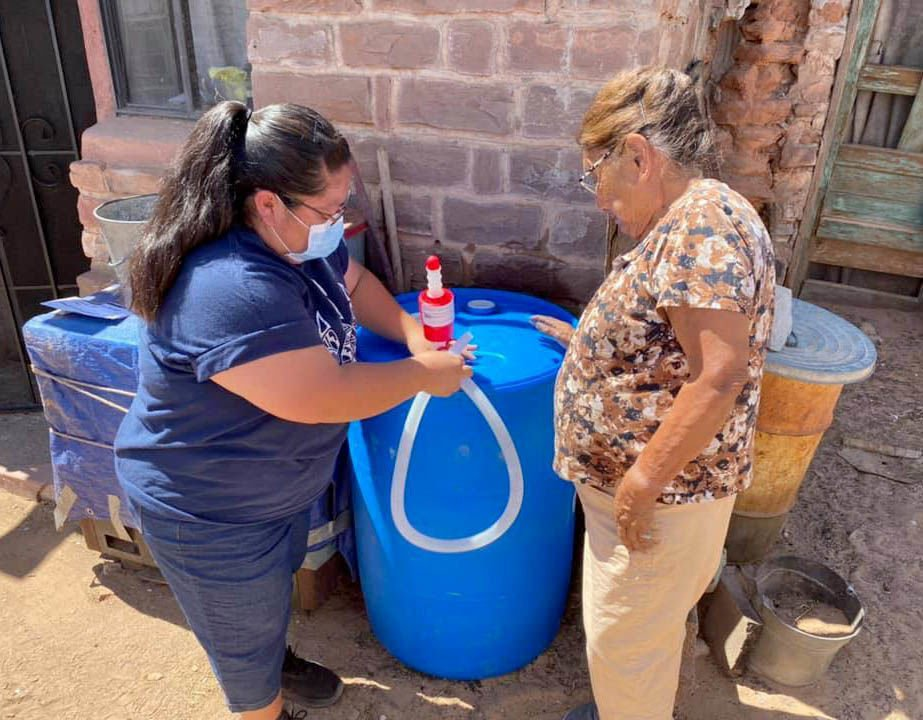 "Navajo ""Water Warrior"" drives miles during COVID to deliver to those in need"