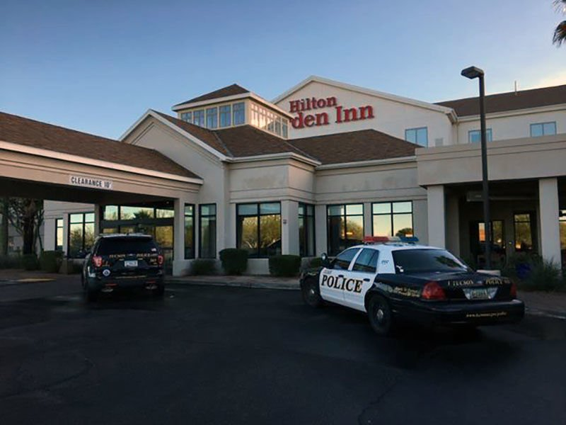 Man killed in apparent drug-related shooting at Tucson hotel