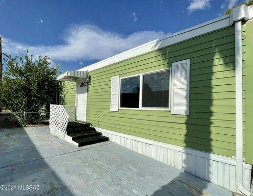2 Bedroom Home in Tucson - $115,000