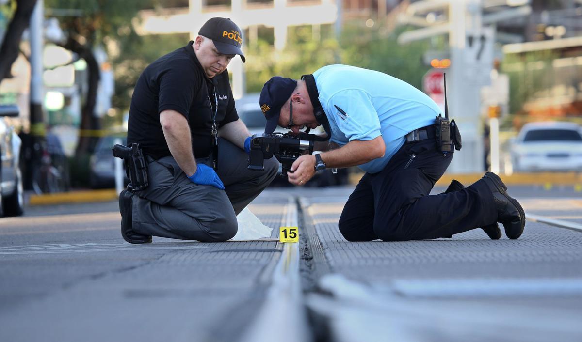 Fourth Avenue homicide