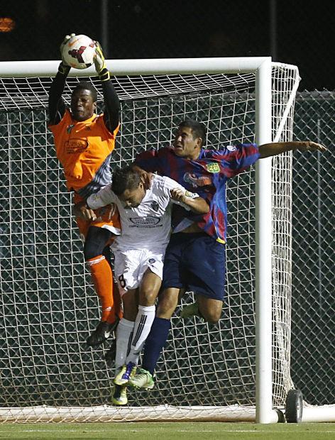 FC Tucson vs. Arizona Sahuaros soccer