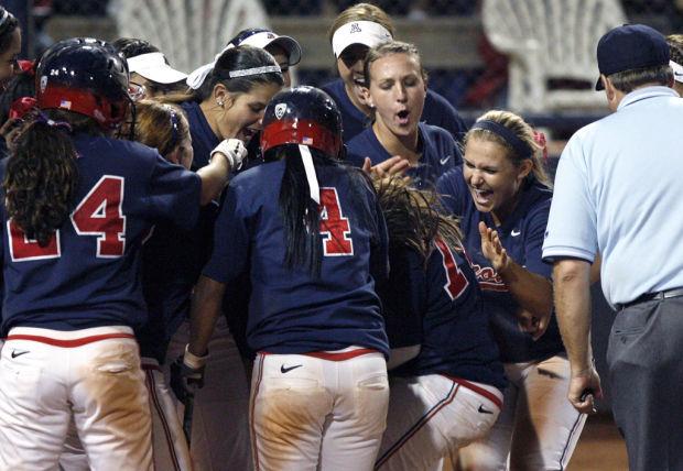 Arizona softball: Once Cats lightened up, wins followed