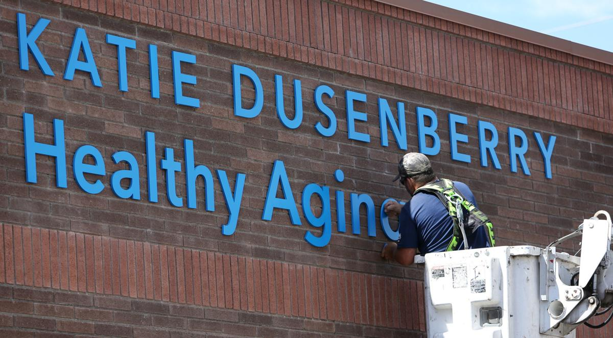 Katie Dusenberry Healthy Aging Center