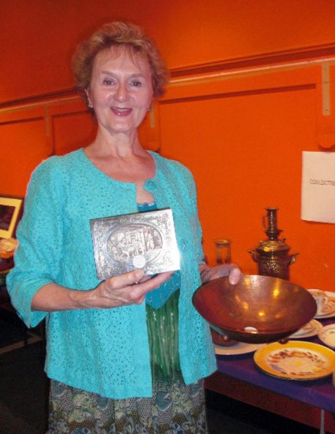 Women's group to hold Treasures Garage Sale