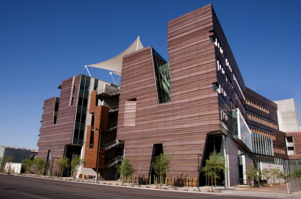 University Of Arizona Biomedical Engineering Building