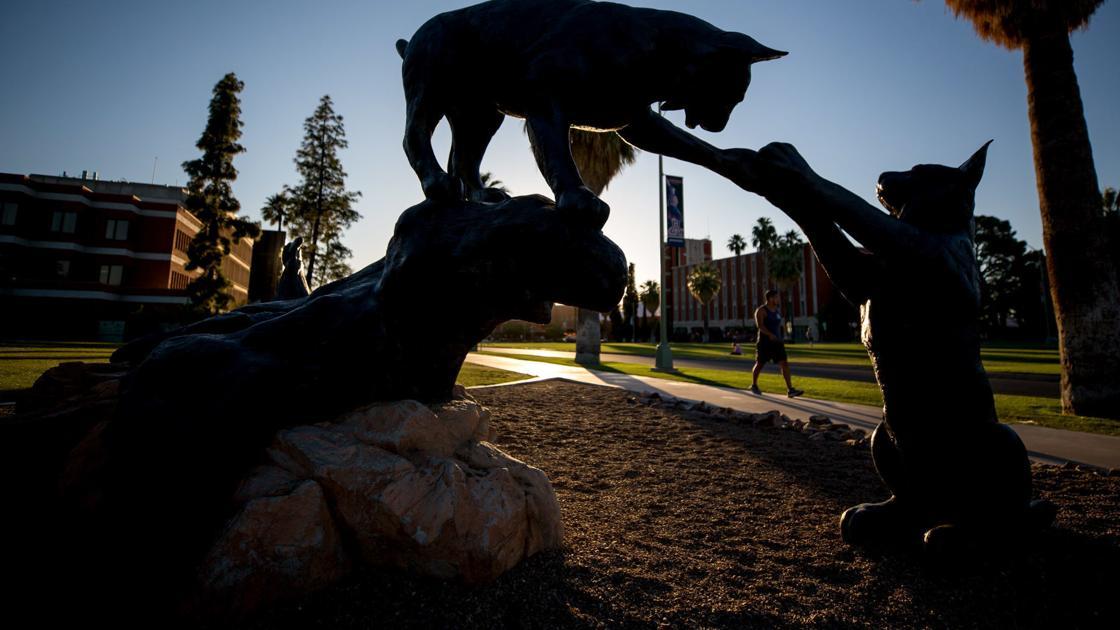 Photos: Explore public art on the University of Arizona campus