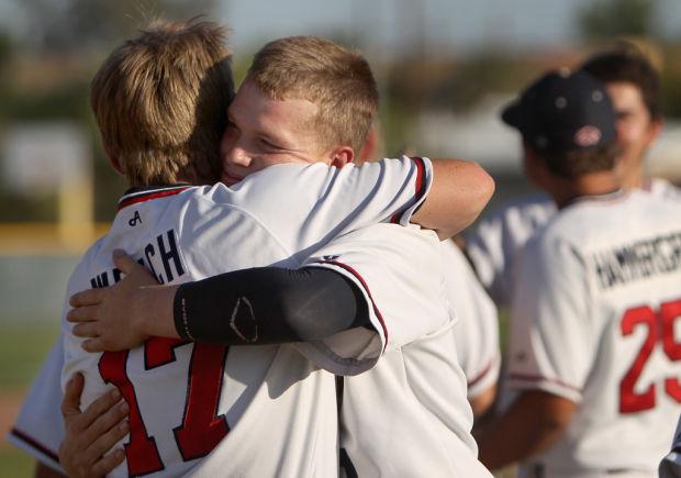 High school baseball: Sahuaro's Verdugo answers call