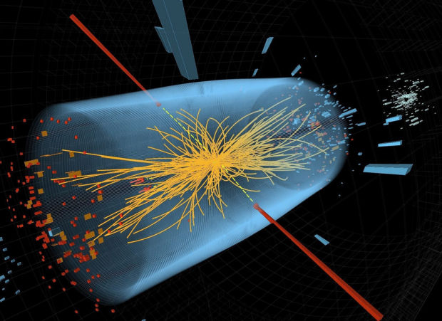 Eureka! It's a 'God particle,' physicists are (pretty) sure