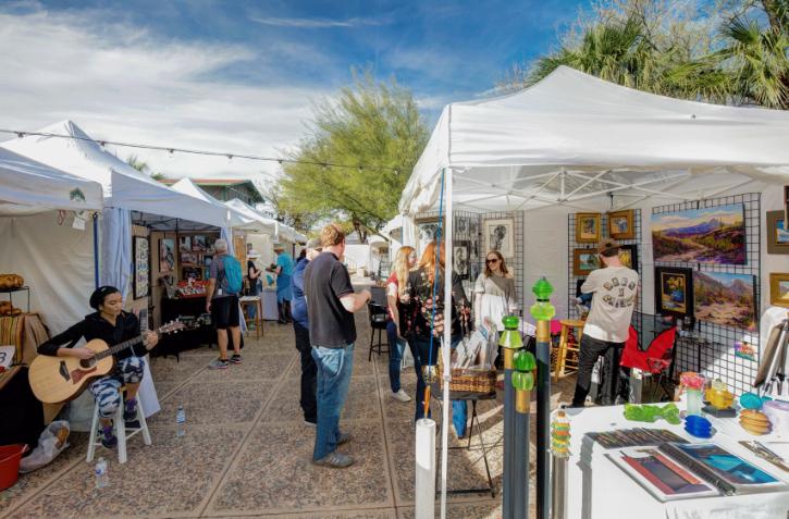 TMA Spring market