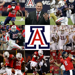 Arizona football: Perfect timing netted seventh QB