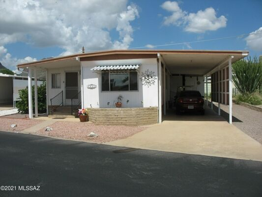 3 Bedroom Home in Tucson - $89,900