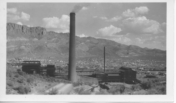 Apache Leap and Magma smelter