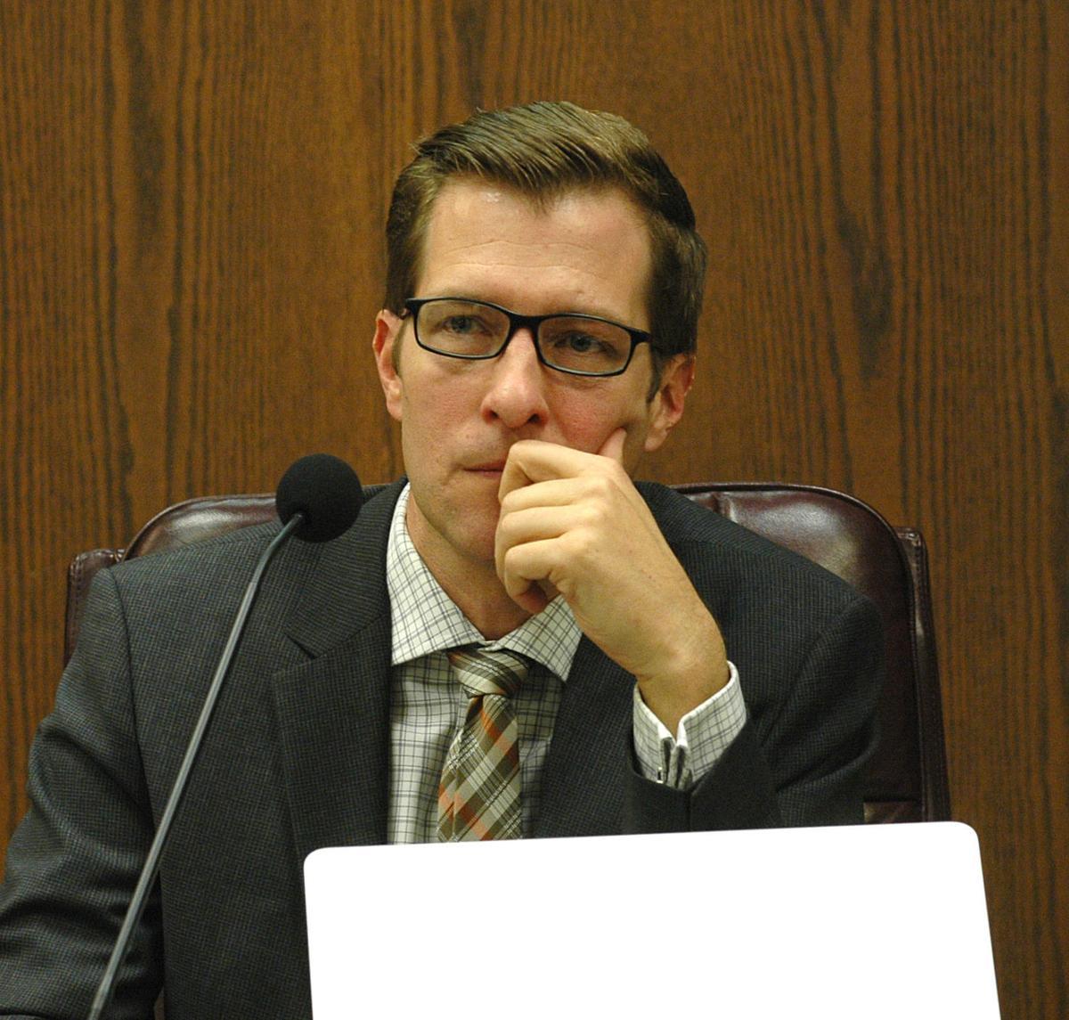 State Rep. Ken Clark