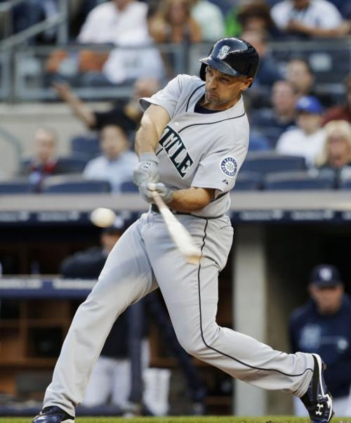 Game of the Day: Mariners 12, Yanks 2: Ra-uuul still ruuules at Yankee Stadium