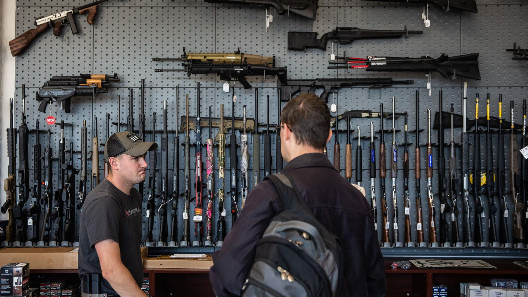 Gun sales in Arizona rose to record levels in March amid virus ...