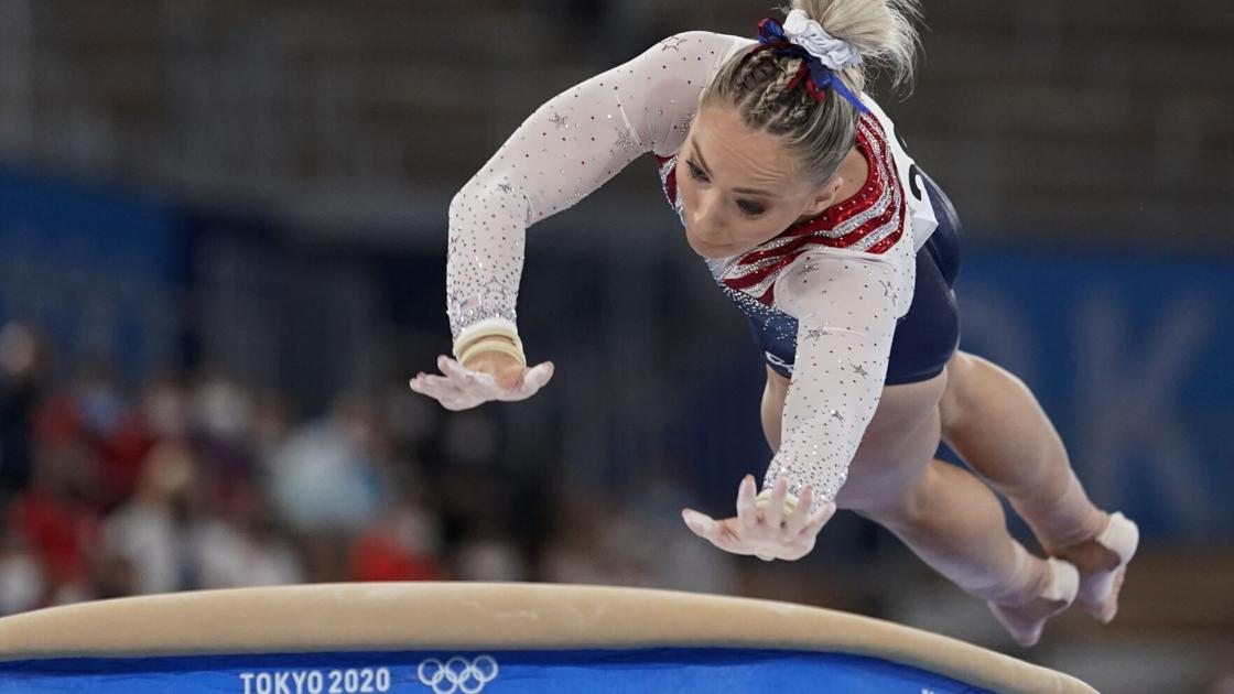 Olympic medalist MyKayla Skinner 'super stoked' to open gymnastics tour at Tucson Arena