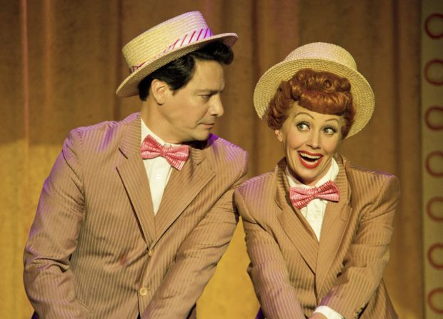 Review: 'I Love Lucy' is fun, but lacks freshness
