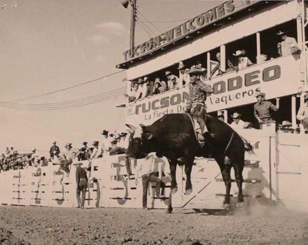 Tucson rodeo history