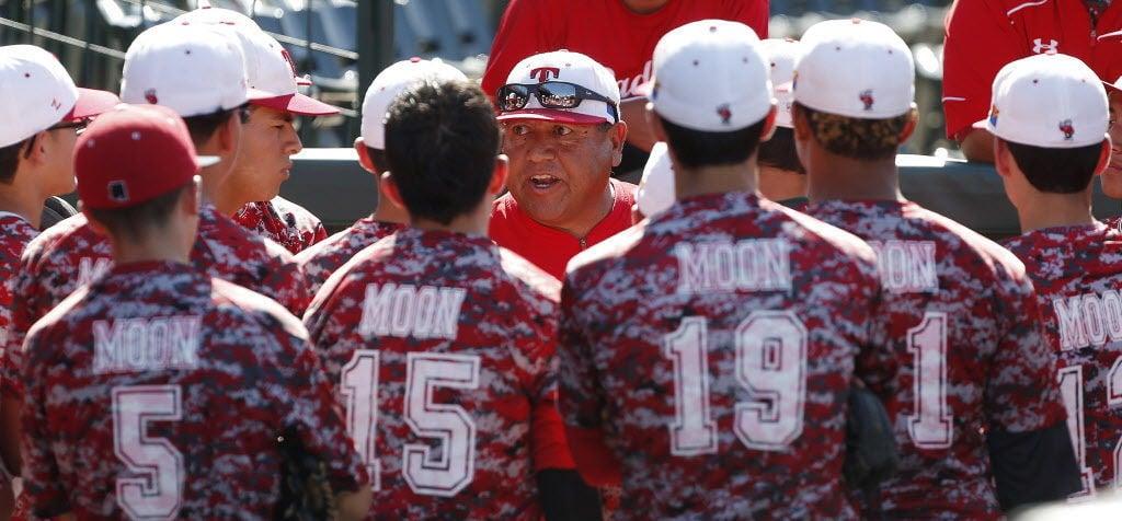 Canyon del Oro vs. Tucson state championship baseball